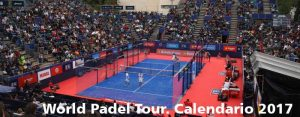Presentación Calendario Oficial World Padel Tour 2017