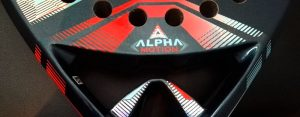 Prueba pala Head Alpha Motion de Eli Amatrain